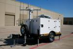 Public Safety pCom Communications Trailer
